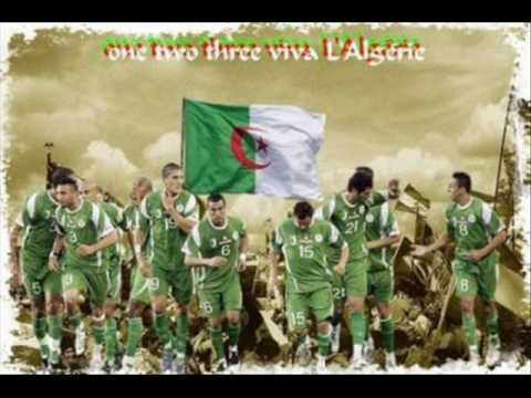 One two three viva l'Algérie.Groupe Palermo