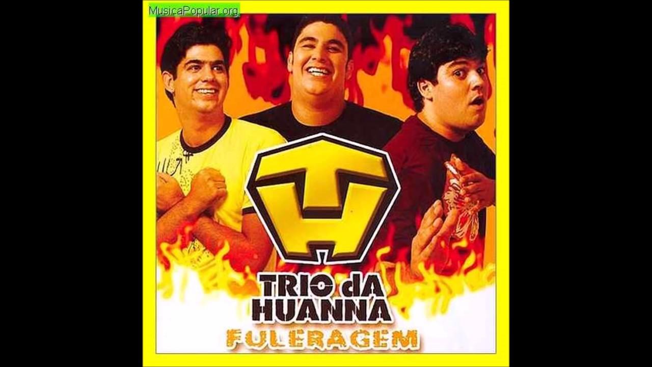 cd trio da huanna 2008