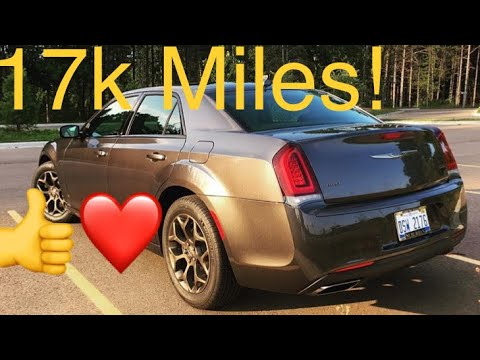 The Good and The Bad Owner Review! Chrysler 300 17,000 Mile Update