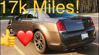 2018 Chrysler 300S AWD 17,000 Mile Update