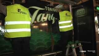 Tanqueray Cinema Bus Shelters