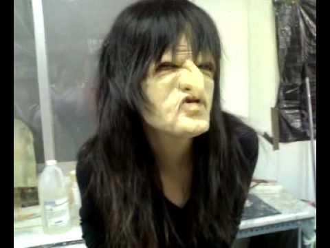 Maquillaje bruja vieja youtube for Como pintarse de bruja guapa