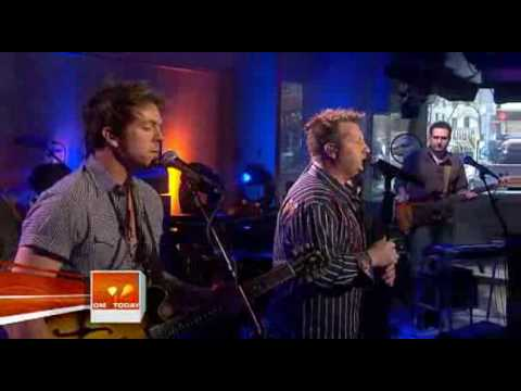 Rascal Flatts- Here Comes Goodbye-Today's Show