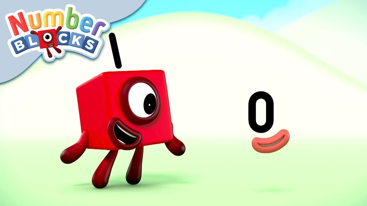 Numberblocks - The Zero Song | NEW EPISODE! | Learn to Count