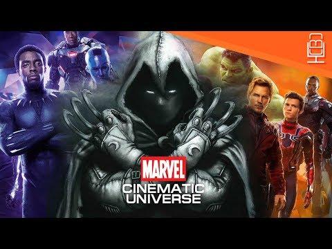 Marvel Studios Interested in Moon Knight Movie