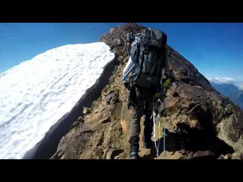 Sahale Peak - Sahale Glacier / Quien Sabe Glacier