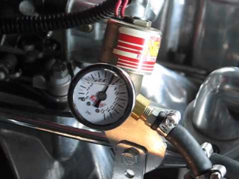 hqdefault hot rod fuel pump regulator drag car youtube