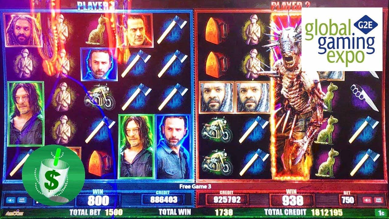 Walking Dead Slot Game Free