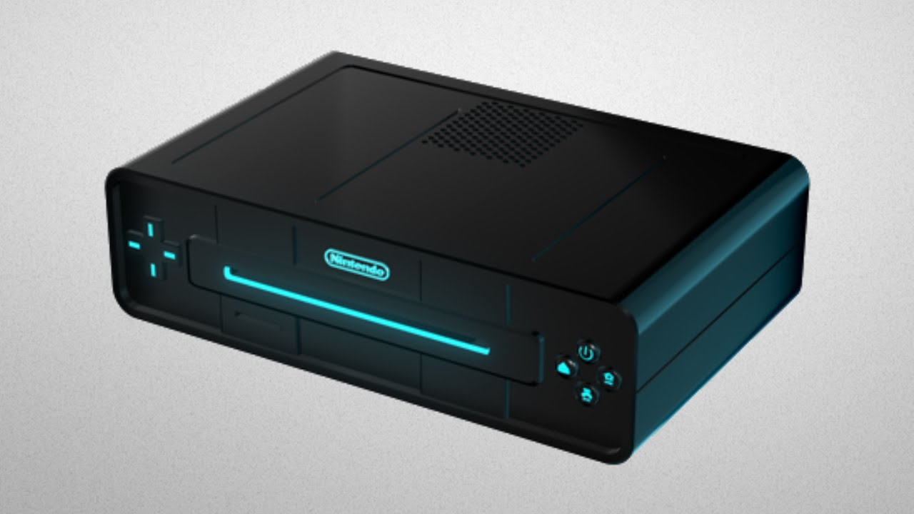 the new console of - photo #14