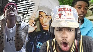 I learned so much!!! Rappers 1st songs vs the songs that blew them ...