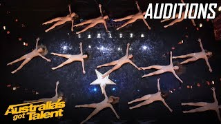 Emotional Dancers with a Strong EMPOWERMENT Message | Auditions | Australia's Got Talent