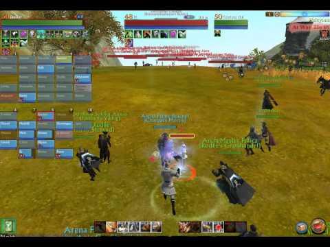Archeage halcyona war