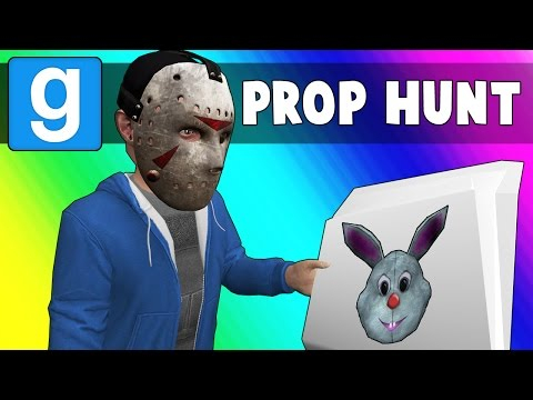 Thumbnail: Gmod Prop Hunt Funny Moments - Murdering News Paper! (Garry's Mod)