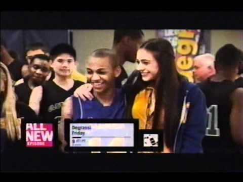 """Degrassi """"The Way We Get By Part 1"""" Much Music Promo"""