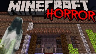 Minecraft: The Orphanage Scariest Adventure Map Ever? Creepy Ghost Mystery Beware Jump Scares PART 1