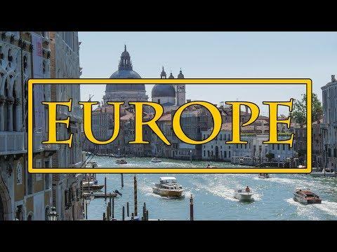 2 Weeks in Europe! (TRAVEL FILM)