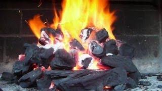 Como encender el carbón para la barbacoa - parrilla