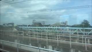 京葉線E233系5000番台ケヨ552編成車窓 蘇我~東京(快速) thumbnail