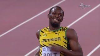 Usain Bolt 200m Semi at 2015 Champs - Universal Sports