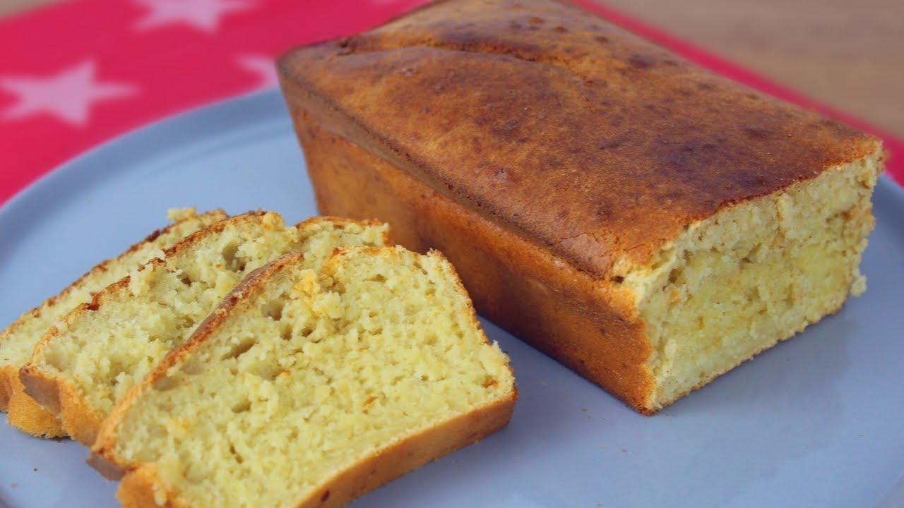 Recette de Cake léger au yaourt WeightWatchers ! (2sp ...