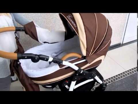 Детская универсальная коляска 2 в 1 Aneco Avinion