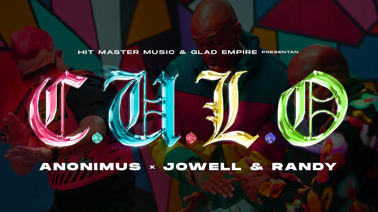 Anonimus, Jowell & Randy - C.U.L.O. (Video Oficial)