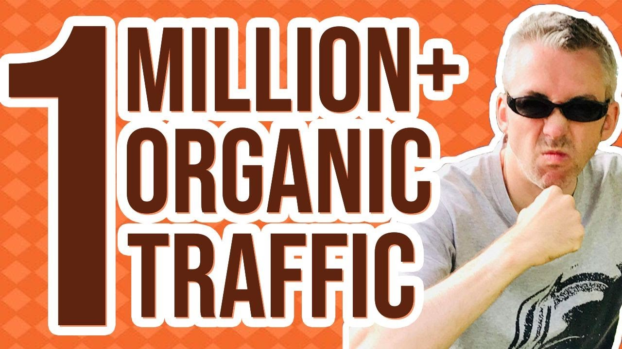 How to Get Free Website Traffic - 1.4 Million Visitors per month