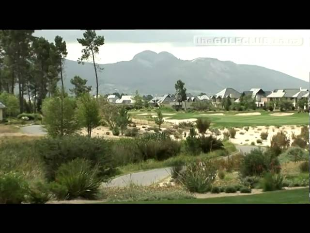Pearl Valley Golf Estates, South Africa