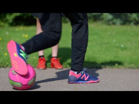 Learn Amazing Street Football Skill Turn - Feat Séan Garnier