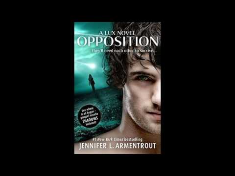 Opposition (Lux #5) Jennifer L Armentrout Audiobook