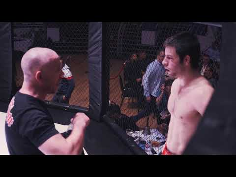 Dan Levy vs Ben WrightCaged stand and strike 3 full fight 6 October weston supermare