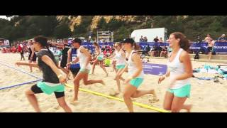 British Beach Handball Champs 2015