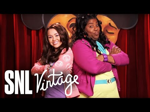 Disney Channel Acting School - SNL