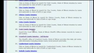 Free Cook County Jail Inmate Search