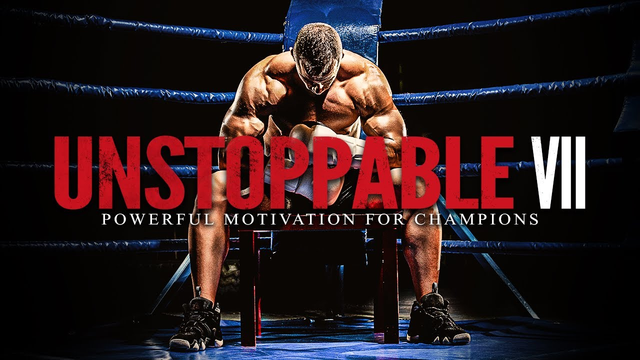 UNSTOPPABLE VII - POWERFUL New Motivational Speeches Compilation (ft. Billy Alsbrooks)
