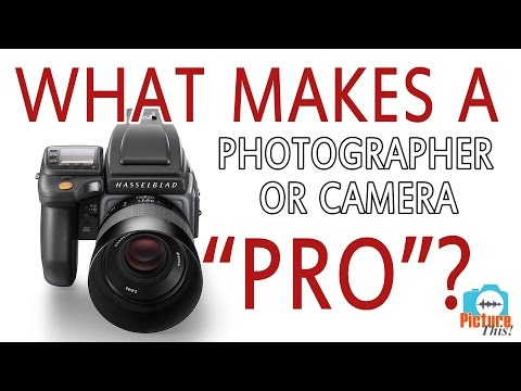 What Makes a Photographer or Camera