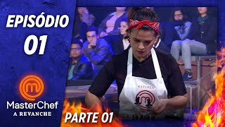 MASTERCHEF A REVANCHE (15/10/2019) | PARTE 1 | EP 01 | TEMP 01