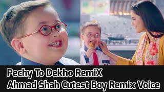 PechyTo Dekho Ahmad Shah- Remix Voice ||Ahmad shah Remix Song Pechy tu Dekho