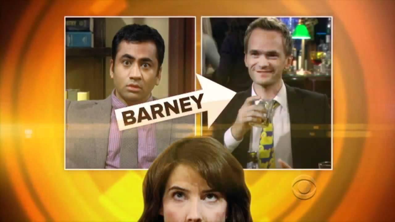 Wenn Robin und Barney mit dem Dating beginnen Mein Freund ist jetzt auf meinem Crush
