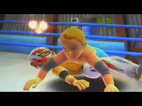 Fire Pro Wrestling Xbox 360 part 1 Starting as a new comer ...