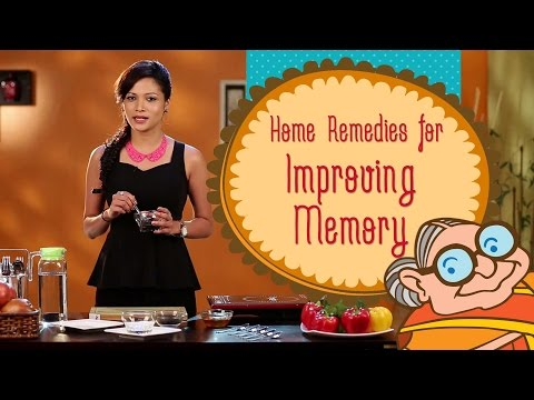 Weak Memory - Tips to Improve Memory Power and Concentration Techniques -  Home Remedies