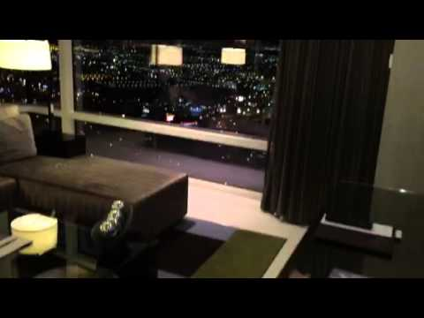Aria Sky Suites Penthouse 1 Bedroom - YouTube