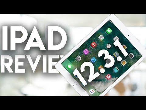 iOS 12.3.1 - iPad Review