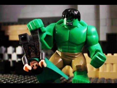 Hulk Smash Loki - YouTube