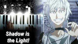 "[Toaru Kagaku no Accelerator OP] ""Shadow is the Light"" - THE SIXTH LIE (Piano)"