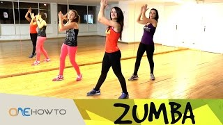 If you are a zumba beginners level, learn this easy choreography that is the second level at onehowto's channel. try workout, it s...