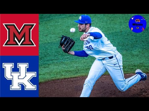 Download Miami (OH) vs Kentucky Highlights | 2021 College Baseball Highlights