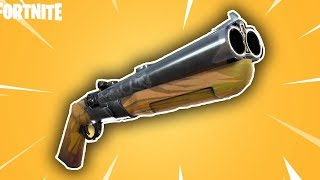 NEW FUCILE TO POMPA DOPPIETTA! Patch 5.2 New Skin 🔴 Live Fortnite New Weapon