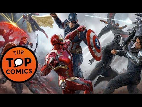 Reseña Captain America Civil War