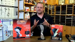The EcoFan AirMax 812 Heat Powered Stove Fan Demo Review